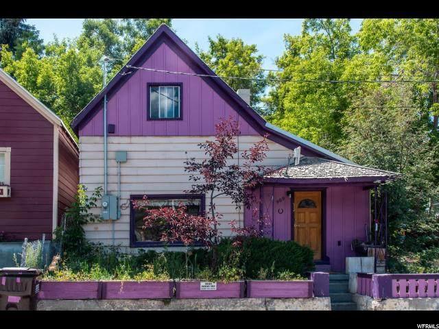 909 Woodside Ave, Park City, UT 84060 (#1655508) :: Powder Mountain Realty
