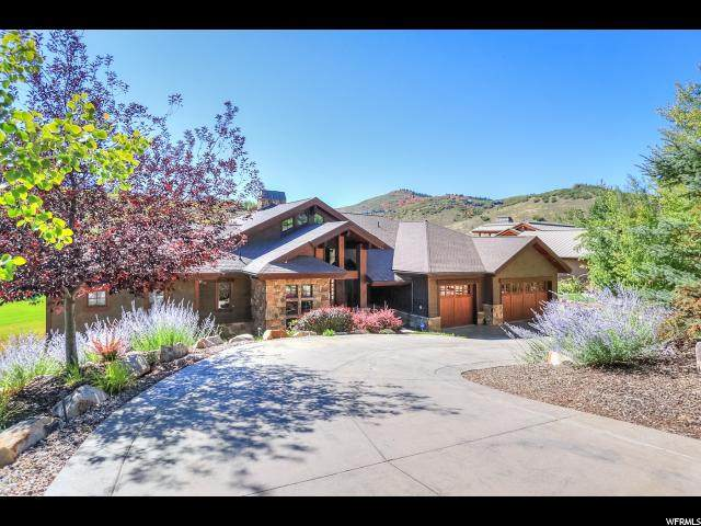 3437 Daybreaker Dr, Park City, UT 84098 (MLS #1655522) :: High Country Properties