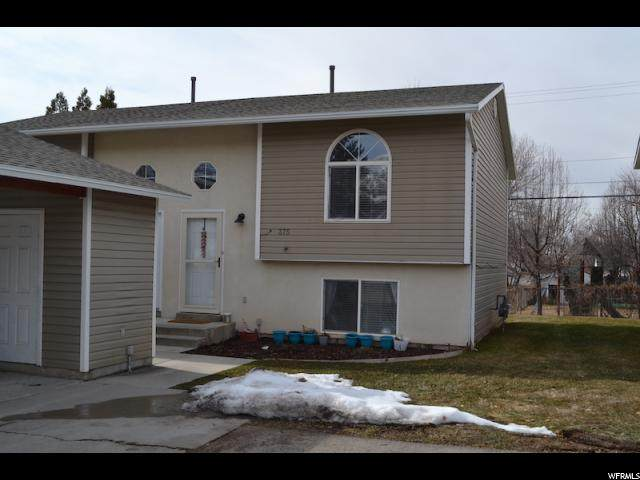 375 E 200 S #4, Kaysville, UT 84037 (#1655524) :: Doxey Real Estate Group