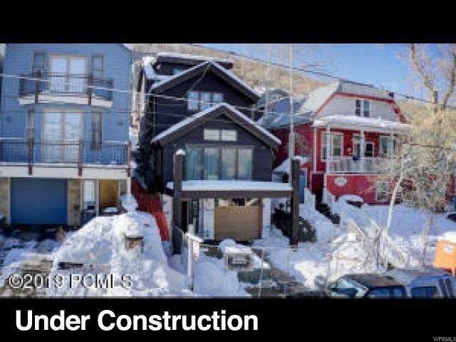 1009 Empire, Park City, UT 84060 (#1655536) :: Bustos Real Estate | Keller Williams Utah Realtors