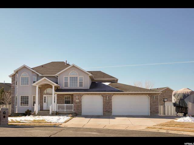 1467 N 1375 W, Clearfield, UT 84015 (#1655545) :: Doxey Real Estate Group