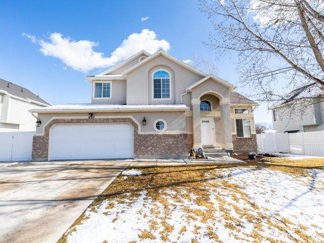 6517 S Silver Medal Dr W, Taylorsville, UT 84129 (#1655547) :: The Fields Team