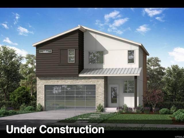 6688 Mountain Maple Dr #25, Park City, UT 84098 (#1655555) :: Bustos Real Estate | Keller Williams Utah Realtors