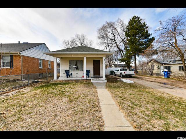 2175 Jackson Ave, Ogden, UT 84401 (#1655556) :: Bustos Real Estate | Keller Williams Utah Realtors
