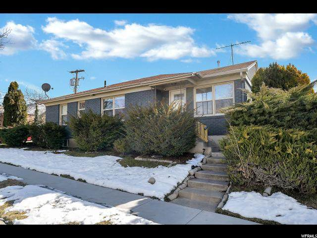 906 E Mark Ave, Salt Lake City, UT 84106 (#1655560) :: RISE Realty