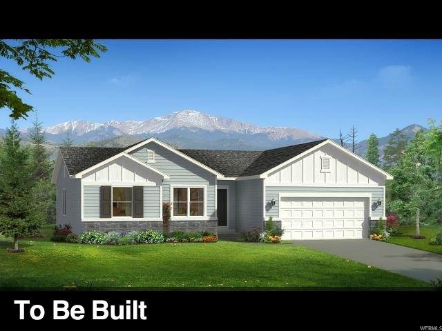 805 N Colony Dr #122, Grantsville, UT 84029 (#1655561) :: Big Key Real Estate