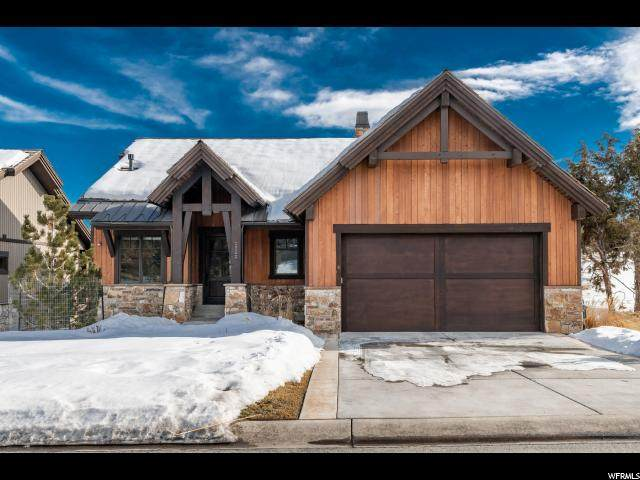 2522 E Red Knob Way (Lot Cp2-1) Cp2-1, Heber City, UT 84032 (#1655563) :: Big Key Real Estate
