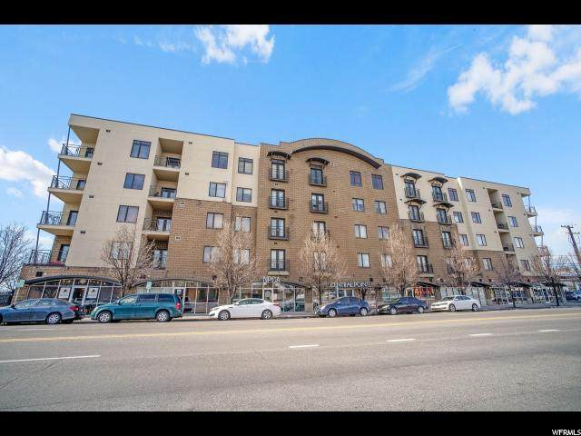 2150 Main St #205, South Salt Lake, UT 84115 (#1655566) :: Colemere Realty Associates