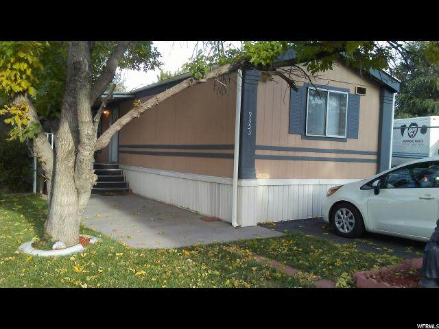9353 S 455 W #638, Sandy, UT 84070 (#1655567) :: Big Key Real Estate