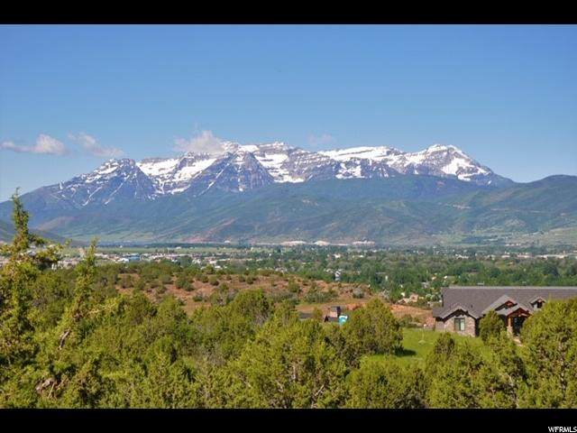 702 N Copper Belt Drive (Lot 747), Heber City, UT 84032 (#1655568) :: Big Key Real Estate