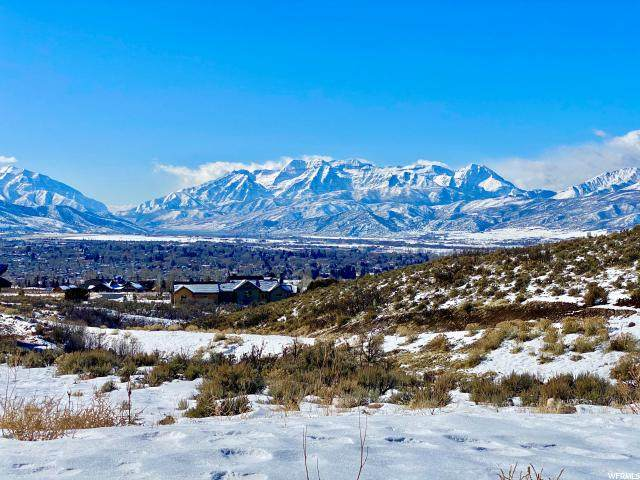2074 E Explorer Peak Ct (Lot 234), Heber City, UT 84032 (#1655571) :: Big Key Real Estate