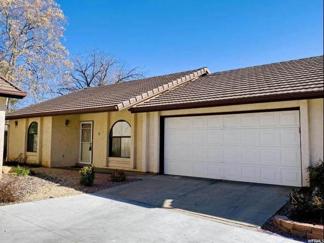 465 S Main St #5, St. George, UT 84770 (#1655572) :: Bustos Real Estate | Keller Williams Utah Realtors