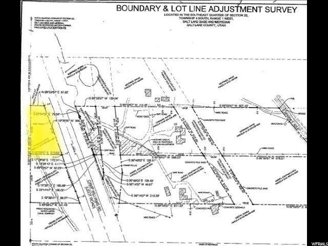 16475 S Redwood Rd, Bluffdale, UT 84065 (#1655574) :: goBE Realty