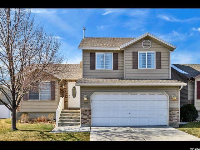 188 W Crystal Bay N, Stansbury Park, UT 84074 (#1655575) :: Bustos Real Estate | Keller Williams Utah Realtors