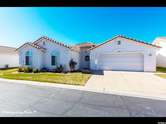 984 E 900 S #21, St. George, UT 84790 (#1655576) :: RISE Realty