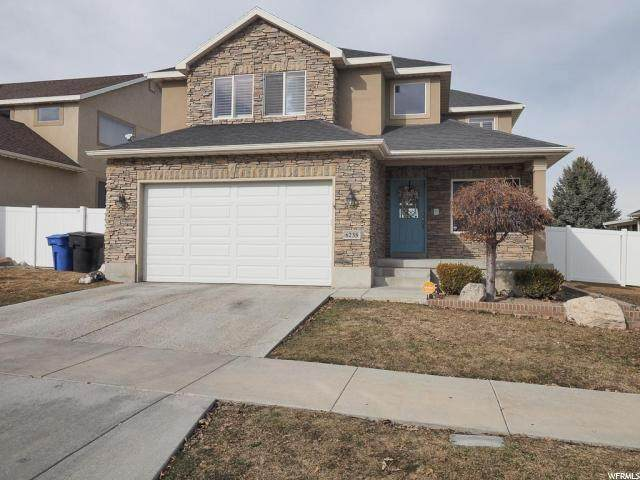 6238 W 8235 S, West Jordan, UT 84084 (#1655583) :: Big Key Real Estate