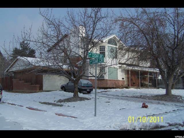 1001 E Cedar Ave N, Provo, UT 84604 (#1655588) :: Big Key Real Estate