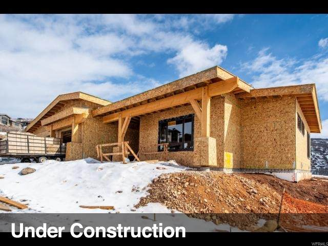 11338 N Soaring Hawk Ln, Hideout, UT 84036 (#1655605) :: Big Key Real Estate