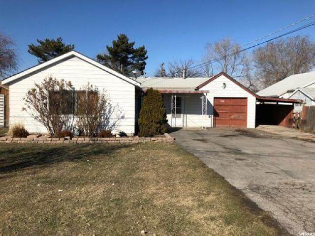 145 E 7100 S, Midvale, UT 84047 (#1655615) :: Action Team Realty