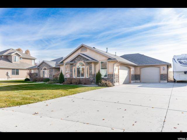 1751 W Ranch Rd S, Farmington, UT 84025 (#1655617) :: Colemere Realty Associates