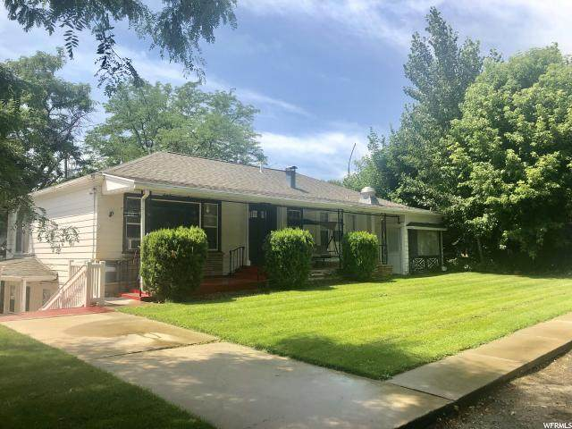 642 S University St, Salt Lake City, UT 84102 (#1655640) :: Bustos Real Estate | Keller Williams Utah Realtors