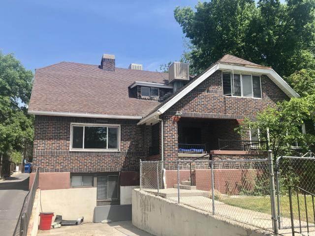 645 S 1300 E, Salt Lake City, UT 84102 (#1655641) :: Bustos Real Estate | Keller Williams Utah Realtors