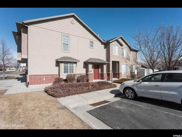 403 Kent Dr, North Salt Lake, UT 84054 (#1655642) :: Doxey Real Estate Group