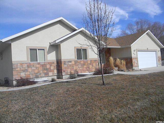 435 E 100 S, Manti, UT 84642 (#1655646) :: Big Key Real Estate