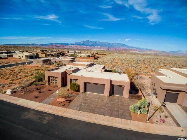 5468 W Copper Cliffs Way, Hurricane, UT 84737 (#1655651) :: Bustos Real Estate | Keller Williams Utah Realtors