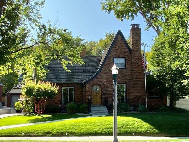 1348 E Princeton Ave, Salt Lake City, UT 84105 (#1655653) :: Doxey Real Estate Group
