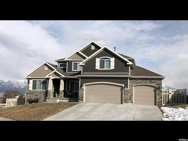 157 W Ivy Ln, Saratoga Springs, UT 84045 (#1655657) :: Doxey Real Estate Group