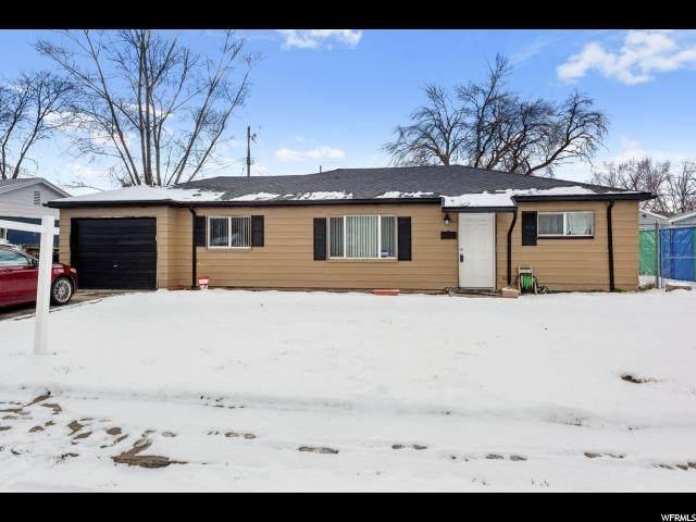 4471 W 5135 S, Salt Lake City, UT 84118 (#1655660) :: Big Key Real Estate