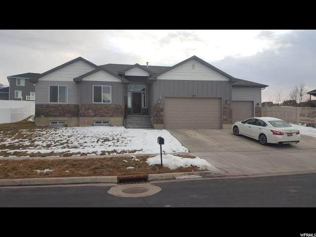 533 W Regal View Dr W #876, Saratoga Springs, UT 84045 (#1655662) :: Big Key Real Estate