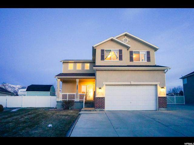 5882 N Windsong Dr, Stansbury Park, UT 84074 (#1655670) :: Colemere Realty Associates