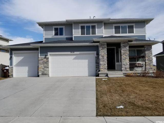 7618 N Evans Ranch Rd, Eagle Mountain, UT 84005 (#1655681) :: RE/MAX Equity