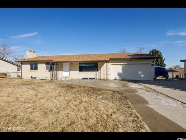 4928 W Choctaw Ave S, West Valley City, UT 84120 (#1655711) :: Colemere Realty Associates