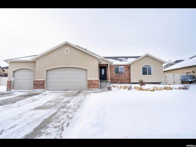 471 W Rolling Sage Way, Saratoga Springs, UT 84045 (#1655712) :: Big Key Real Estate