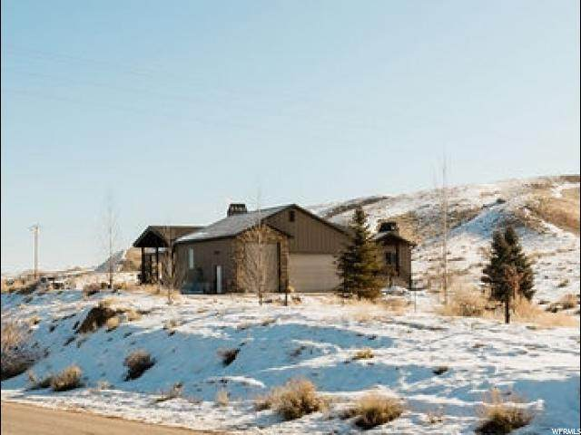 9235 S Redwash Rd, Jensen, UT 84035 (#1655715) :: The Fields Team