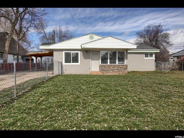 515 Kirk St, Layton, UT 84041 (#1655717) :: Doxey Real Estate Group