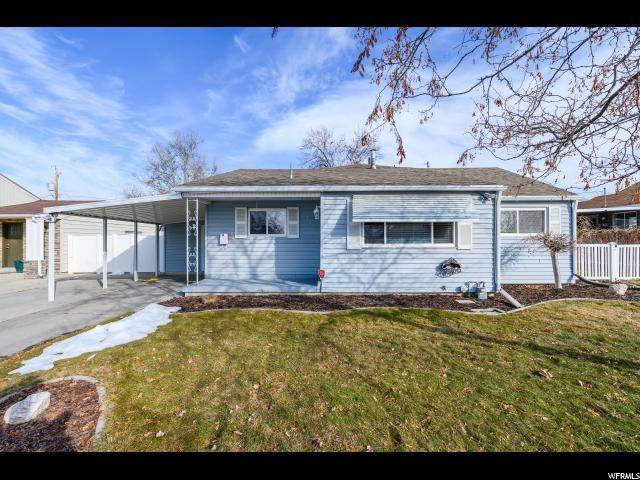 6345 S 370 E, Salt Lake City, UT 84107 (#1655719) :: Action Team Realty