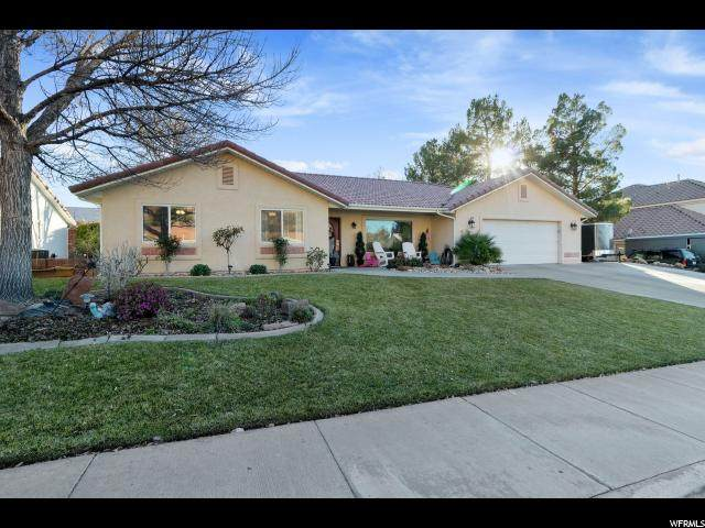 1766 E 2290 S, St. George, UT 84790 (#1655727) :: Colemere Realty Associates