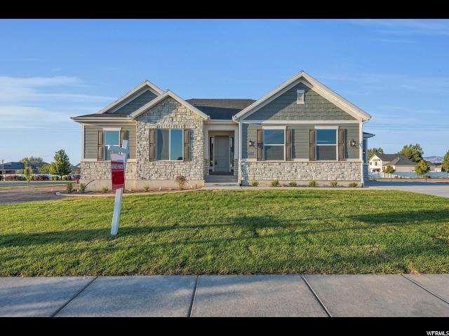 2554 W 1265 N, Clinton, UT 84015 (#1655730) :: Doxey Real Estate Group