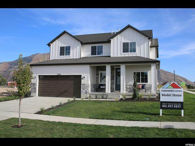 2288 E Ranch Hand Way, Spanish Fork, UT 84660 (#1655739) :: RE/MAX Equity