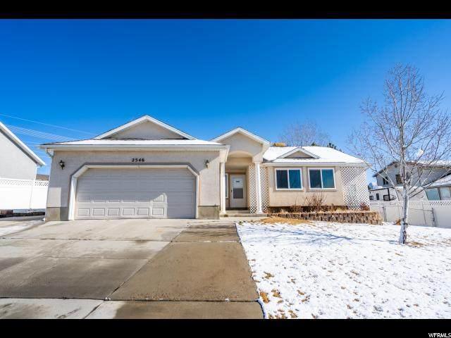 2546 N 800 W, Lehi, UT 84043 (#1655740) :: RE/MAX Equity