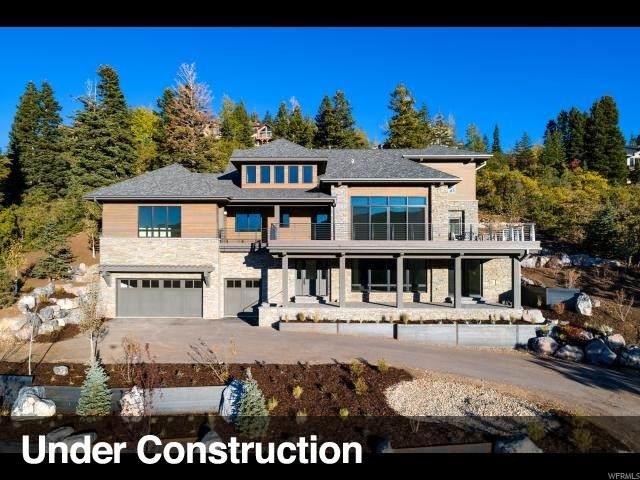 2 Royal Ct, Park City, UT 84060 (#1655742) :: Bustos Real Estate | Keller Williams Utah Realtors