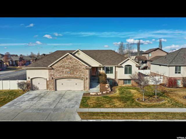 1458 W 1950 S, Syracuse, UT 84075 (#1655747) :: Doxey Real Estate Group
