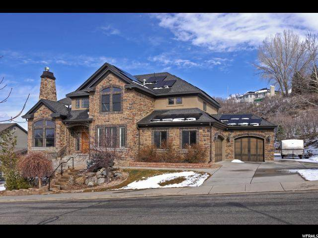 3049 E Hiddenwood Dr S, Sandy, UT 84092 (#1655776) :: Action Team Realty