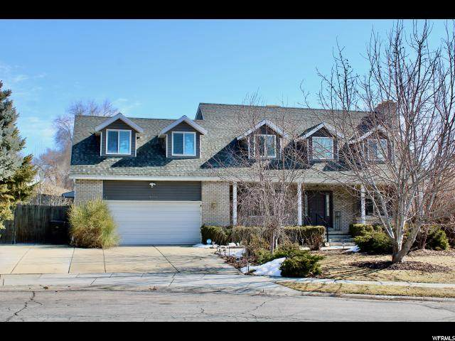 4711 S Turnberry Pl, Taylorsville, UT 84123 (#1655777) :: Red Sign Team