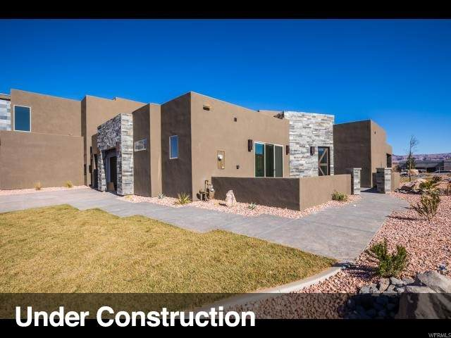 3221 S Retreat Dr #7, Hurricane, UT 84737 (#1655784) :: Big Key Real Estate