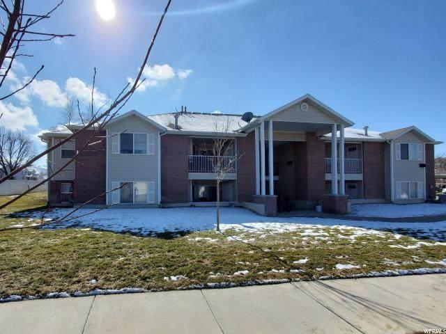 107 W 600 N #103, Tooele, UT 84074 (#1655786) :: Big Key Real Estate